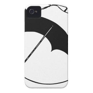 Umbrella iPhone 4 Case-Mate Cases