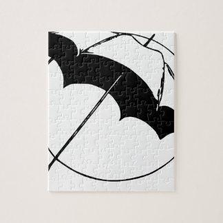 Umbrella Jigsaw Puzzle