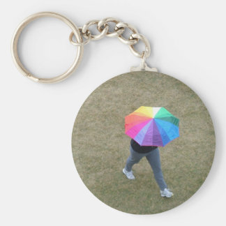 Umbrella Keychain