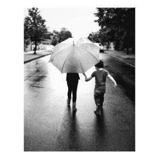 umbrella letterhead