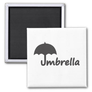 Umbrella Magnet