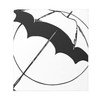 Umbrella Notepad