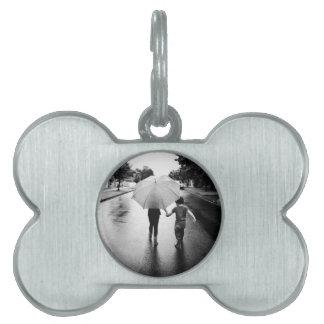 umbrella pet tag