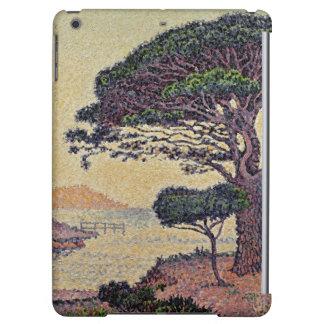 Umbrella Pines at Caroubiers, 1898 iPad Air Covers