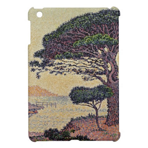 Umbrella Pines at Caroubiers, 1898 Case For The iPad Mini