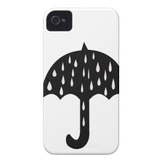 umbrella rain iPhone 4 case