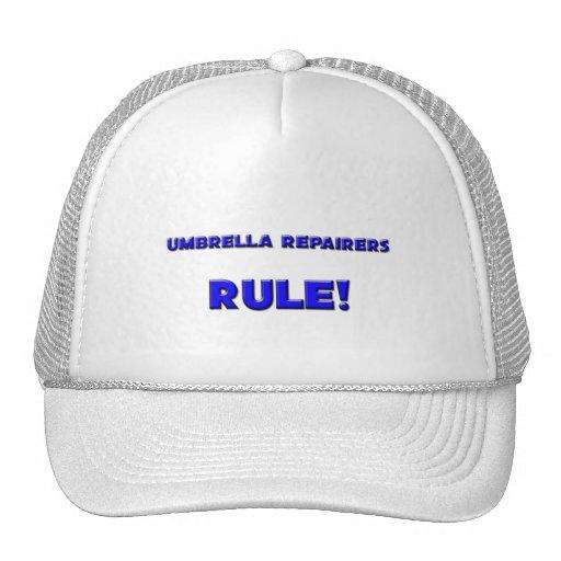 Umbrella Repairers Rule! Mesh Hats