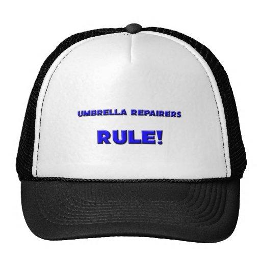 Umbrella Repairers Rule! Trucker Hat