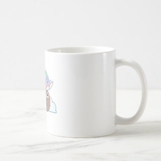 Umbrella Sloth Coffee Mug