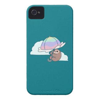Umbrella Sloth iPhone 4 Cover