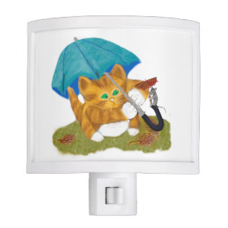 Umbrellas for Mouse and Kitty Nite Lites