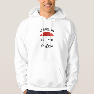 Umbrellas Got You Covered Hoodie