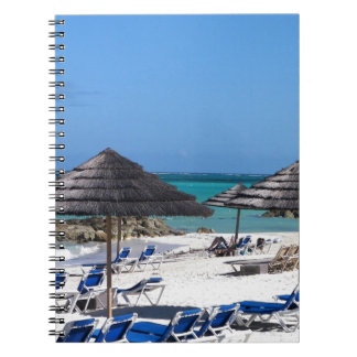 Umbrellas in the Bahamas Note Books