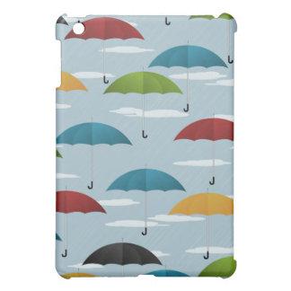 Umbrellas in the Rain Case For The iPad Mini