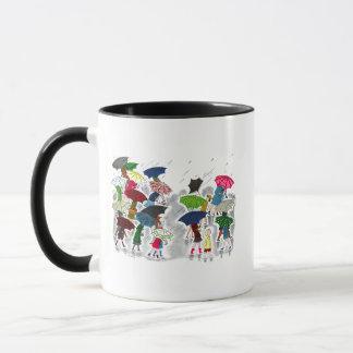 Umbrellas Mug