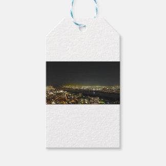 Umeda Japan Skyline Gift Tags