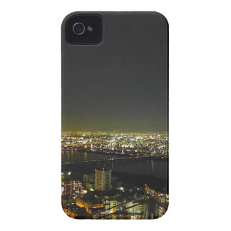 Umeda Japan Skyline iPhone 4 Cases