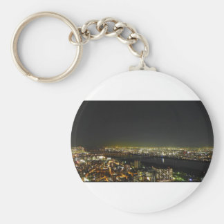 Umeda Japan Skyline Keychain