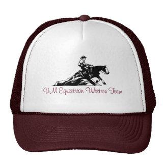 UMET Western Team Hat