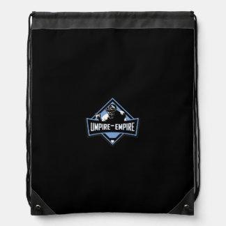 Umpire-Empire Draw String Bag