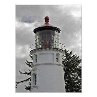 Umpqua River Lighthouse Print
