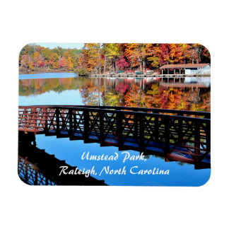 Umstead Park in Autumn Magnet