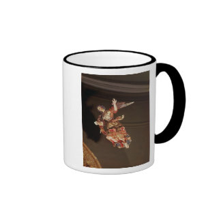 Un ange au-dessus du retable tasse à café