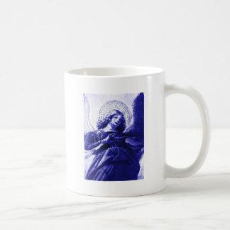 Un ange mug blanc