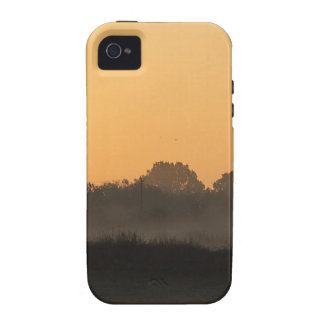 Un beau lever de soleil d'automne coque Case-Mate iPhone 4