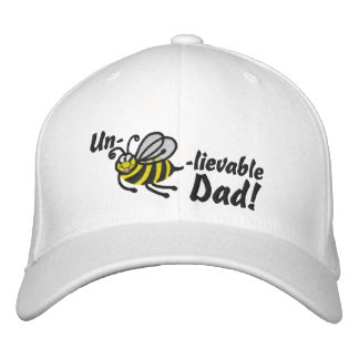 Un-bee-believable Dad! - Cap
