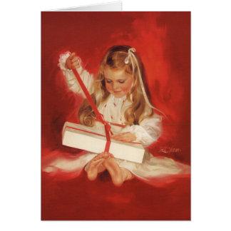 Un cadeau pour Laurie Carte De Vœux