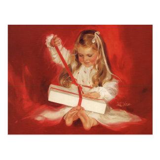 Un cadeau pour Laurie Carte Postale