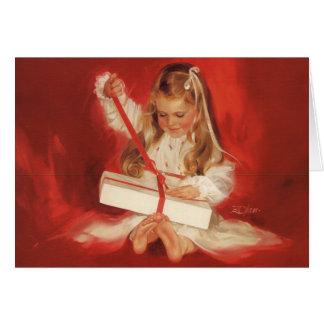 Un cadeau pour Laurie Cartes De Vœux