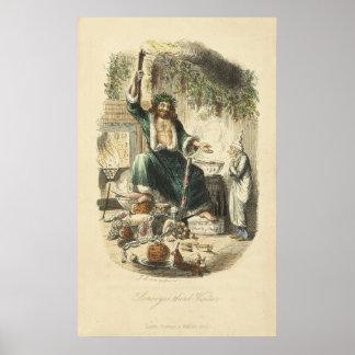 Un chant de Noël : Visiteur du grippe-sou le Poster