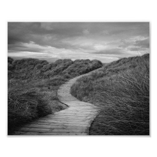 Un chemin à où ? impressions photo