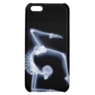 Un coque iphone mauvais de gymnastique étuis iPhone 5C