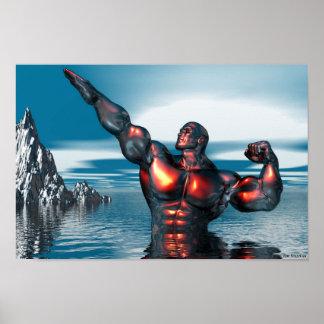 un dieu de la mer posters