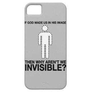 un dieu nous avons-nous faits dans son image, iPhone 5 case