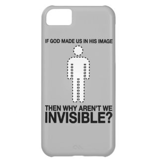 un dieu nous avons-nous faits dans son image, pour étui iPhone 5C