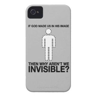 un dieu nous avons-nous faits dans son image, pour coque iPhone 4 Case-Mate