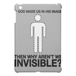 un dieu nous avons-nous faits dans son image, pour étui iPad mini