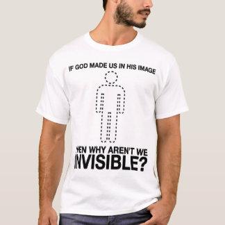 un dieu nous avons-nous faits dans son image, t-shirt