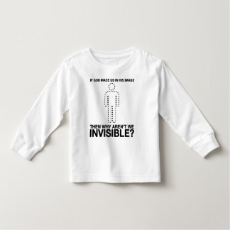 un dieu nous avons-nous faits dans son image, tee-shirts
