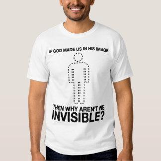 un dieu nous avons-nous faits dans son image, tshirt