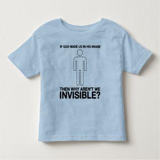 un dieu nous avons-nous faits dans son image, t-shirts