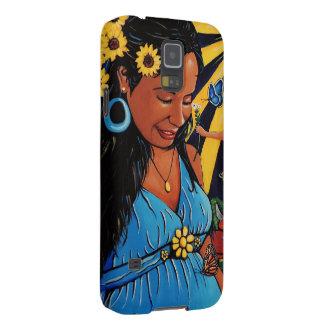 Un Embarazo Mistico Galaxy S5 Cases