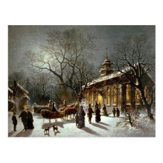 Un endroit pour Noël Carte Postale