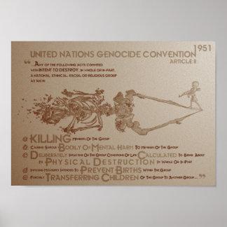 UN Genocide Convention: Article 2 (1951) Print