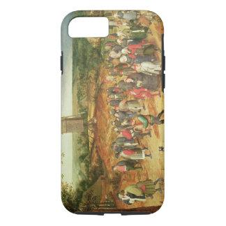 Un mariage rural coque iPhone 7