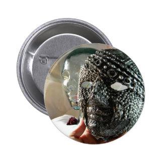 Un Masked 2 Inch Round Button